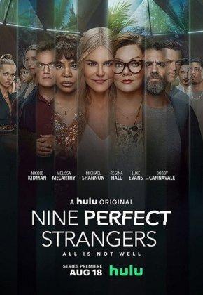 Скачать сериал Девять совсем незнакомых людей / Nine Perfect Strangers - 1  ...